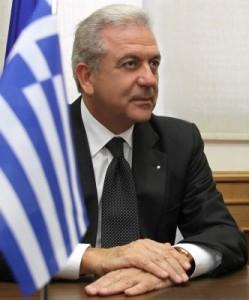 Υπουργός Εξωτερικών κος Δημήτρης Αβραμόπουλος
