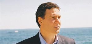 Ο κος Εδμόνδος Κασιμάτης, εκπρόσωπος της Ε.Κ.Α. στην Ελλάδα