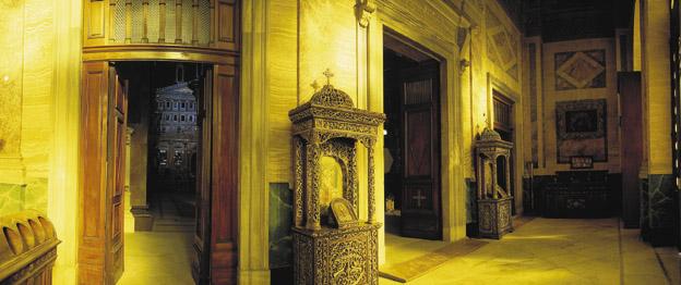 Η Είσοδος του ναού