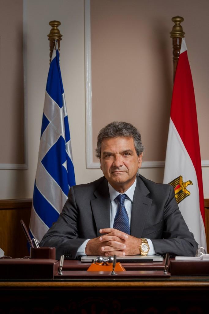 Ο Πρόεδρος της Ε.Κ.Α., Ιωάννης Παπαδόπουλος